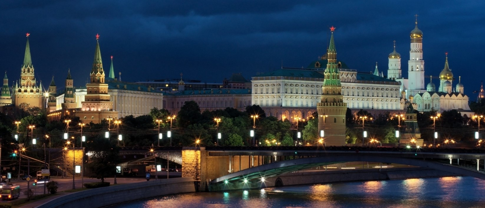 paysage Russie - Moscou