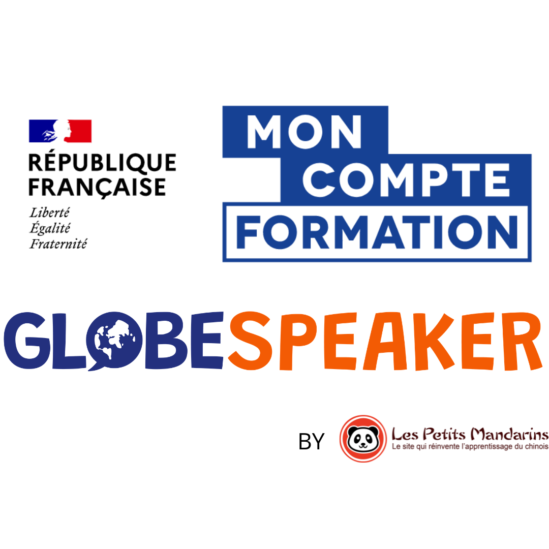 formation Globe Speaker anglais CPF